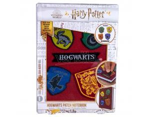 Harry Potter Velcro Agenda Con Patches Blue Sky Studios