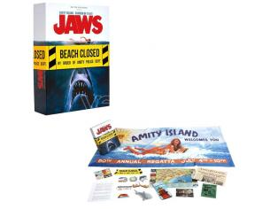Jaws Amity Island Summer Of 75 Spagnolo Welcome Kit Doctor Collector