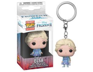 Pocket Pop Portachiavi Disney Frozen 2 Elsa Funko