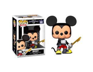 Pop Figura Disney Kingdom Hearts 3 Mickey Funko