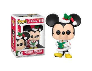 Pop Figura Disney Holiday Minnie Funko