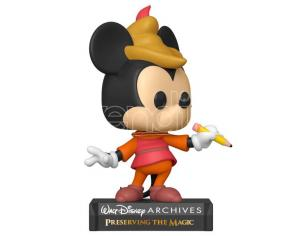 Pop Figura Disney Archives Beanstalk Mickey Funko