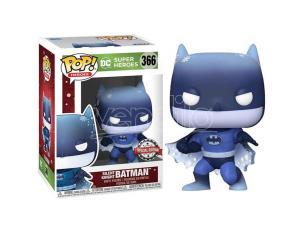 Pop Figura Dc Holiday Silent Knight Batman Funko