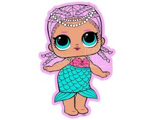 Lol Surprise Mermaid Microfibra Asciugamano Lol Surprise