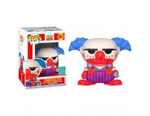 Pop Figura Disney Toy Story 4 Chuckles Esclusiva Sdcc 2019 Funko