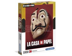 Money Heist puzzle 1000pcs Clementoni