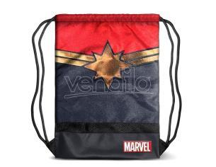 Marvel Captain Marvel Borsa Palestra 48cm Karactermania