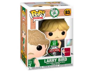 Pop Figura Nba Celtics Larry Bird Away Uniforme Esclusiva Funko