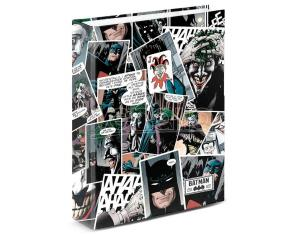 Dc Comics Joker A4 Raccoglitore 4 Anelli Karactermania