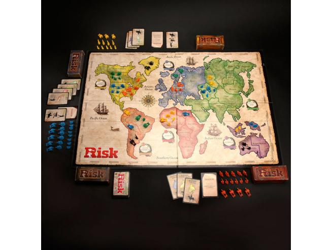 Risk Spagnolo Game Hasbro
