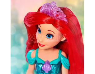 Disney Royal Shimmer Little Mermaid Ariel Bambola Hasbro