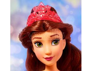 Disney Royal Shimmer The Beauty E The Beast Belle Bambola Hasbro