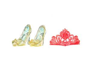 Disney Royal Shimmer Biancaneve Bambola Hasbro