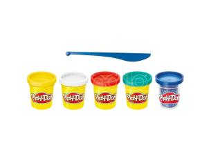 Play-Doh Party set 4 + 1 cans Play-doh