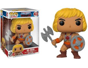 Masters of The Universe Funko POP Giochi Retro Vinile Figura He-Man 25 cm