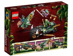LEGO NINJAGO 71745 - MOTO DELLA GIUNGLA DI LLOYD