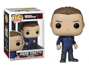 Fast & Furious 9 Funko POP Film Vinile Figura Jakob Toretto 9 cm