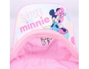 Disney Minnie Cappellino Con Visiera Cerdà