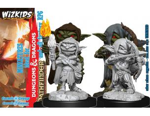 Pathfinder Dcum Goblin Female Rogue Miniature E Modellismo Wizbambino