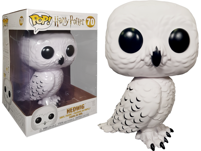 Harry Potter Funko POP Film Vinile Figura Edvige 25 cm
