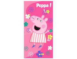 Peppa Pig Microfibra Telo Mare Astley Baker Davies