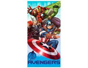 Marvel Avengers Microfibra Telo Mare Marvel