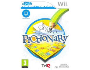 PICTIONARY - UDRAW PARTY GAME OLD GEN