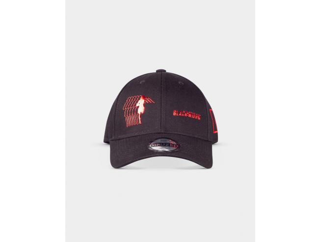 Marvel - Black Widow Cappellino Regolabile Difuzed