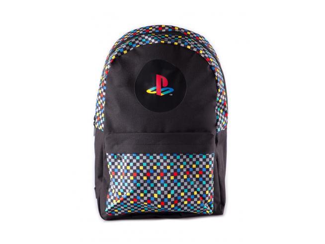 Sony - Playstation - Retro Aop Zaino Difuzed