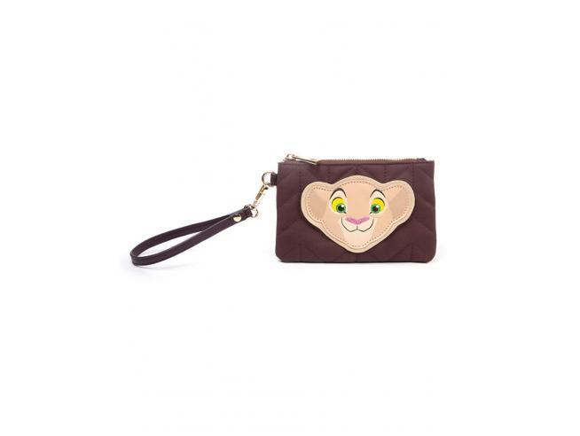 Disney - Lion King - Nala Pouch Portafoglio Difuzed