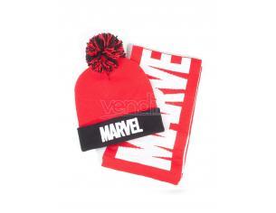 Marvel - Marvel Beanie & Sciarpa Regalo Set Difuzed
