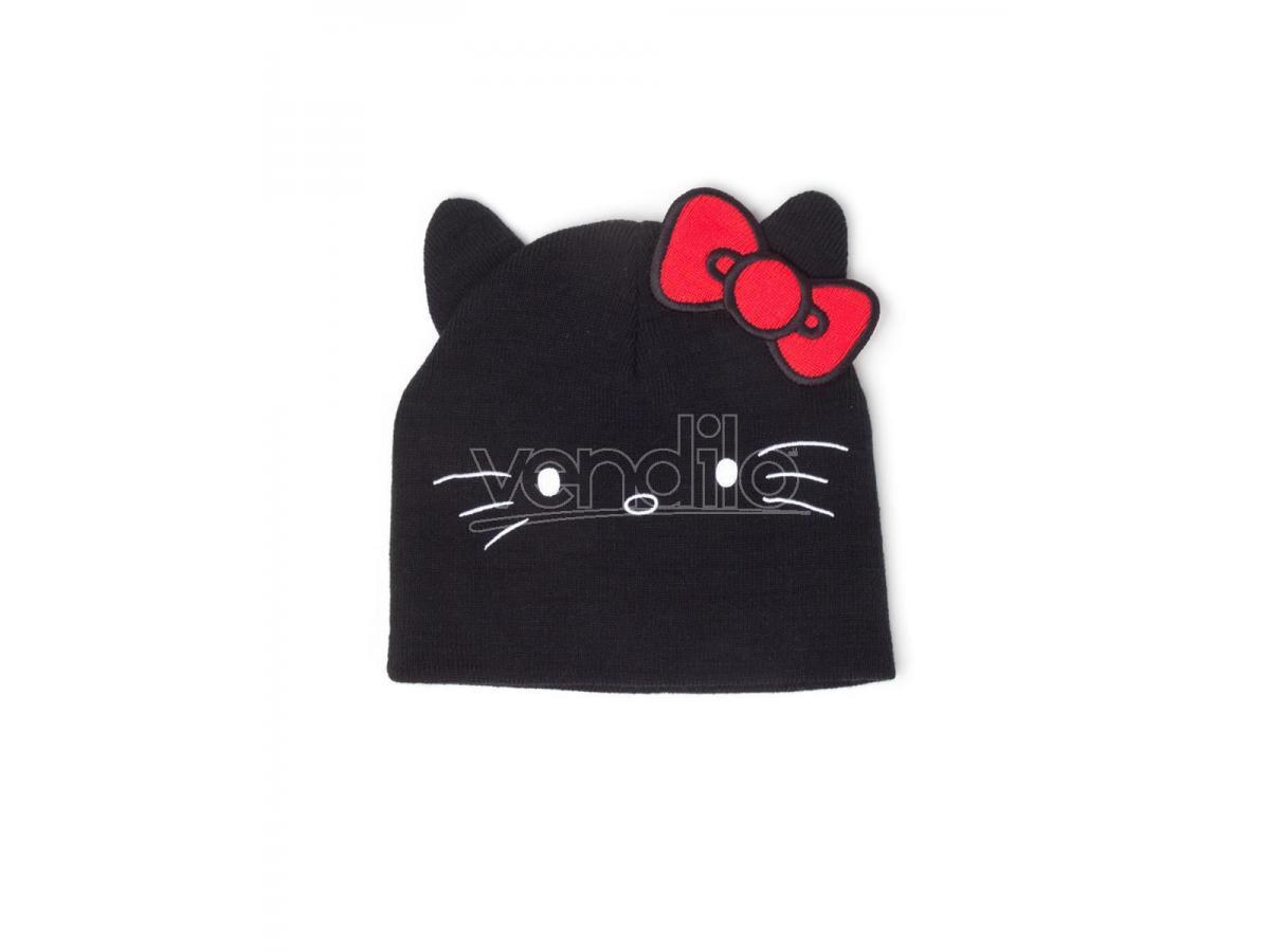 Hello Kitty - Kitty Shaped Ears Beanie Difuzed