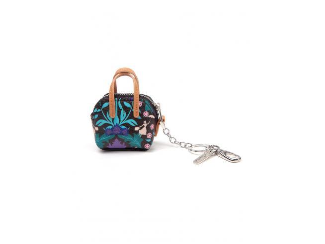 Disney - Mary Poppins 'mini Bag' Porta Monete Portachiavi Difuzed