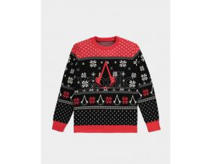 Assassin's Creed - Knitted Natale Jumper Difuzed