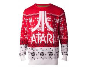 Atari - Atari Logo Knitted Men's Sweater Difuzed