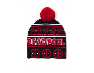 Deadpool - Natale Beanie Difuzed