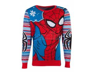 Marvel - Spider-Man Knitted Unisex Jumper Difuzed