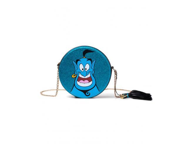 Disney - Aladdin - Genie Round Glitter Shoulderbag Difuzed