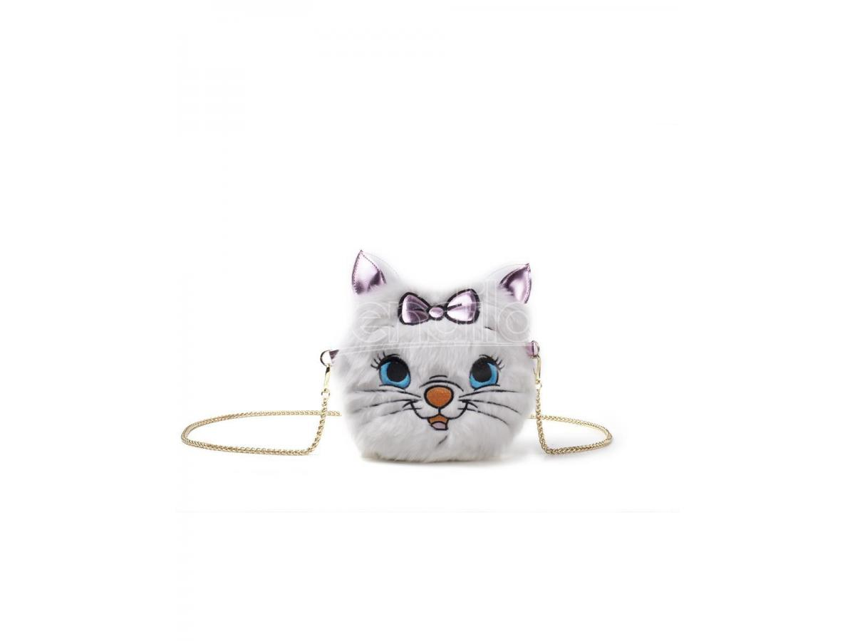 Disney - Marie Furry Cross Body Bag Difuzed