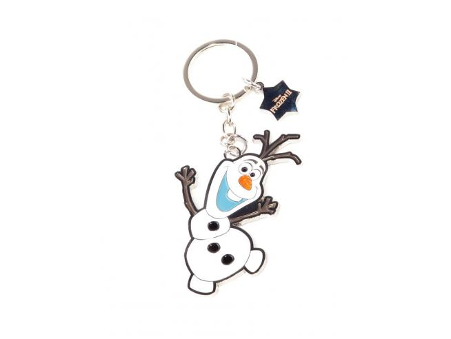 Disney - Frozen 2 Olaf Metal Portachiavi Difuzed