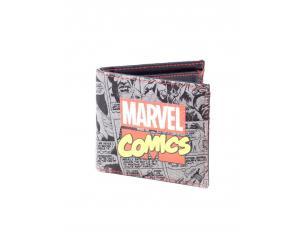 Marvel Comics - Aop Portafoglio Pieghevole Difuzed