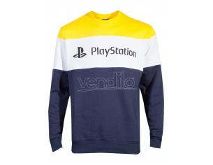 Playstation - Colour Block Men's Sweater Difuzed