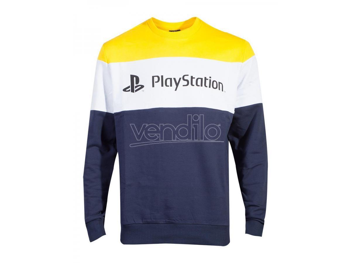 Playstation - Colour Block Men's Sweater Difuzed