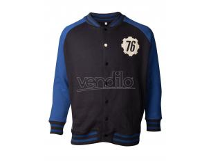 Fallout 76 - Vault 76 Varsity Men's Giacca Difuzed
