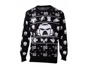 Warhammer 40K - Space Marines X-mas Men's Sweater Difuzed