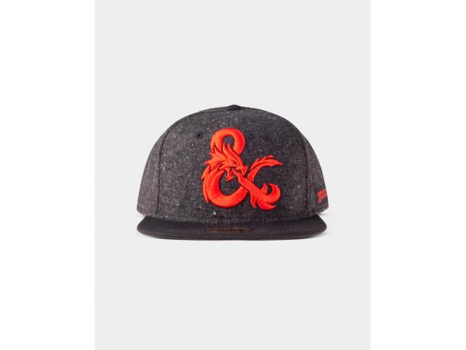 Dungeons & Dragons - Ampersand Cappellino Snapback Difuzed