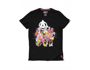 Rage 2 - The Squad T-shirt Uomo Difuzed