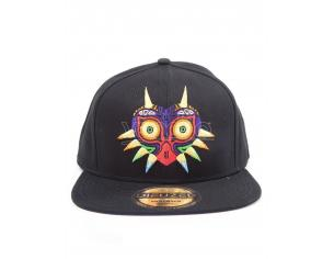 Zelda - Majora's Mask - Cappellino Snapback Difuzed