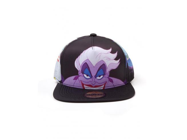 Disney - Little Mermaid Ursula Aop Cappellino Snapback Difuzed