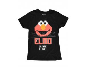 Sesamestreet - Elmo T-shirt Uomo Difuzed